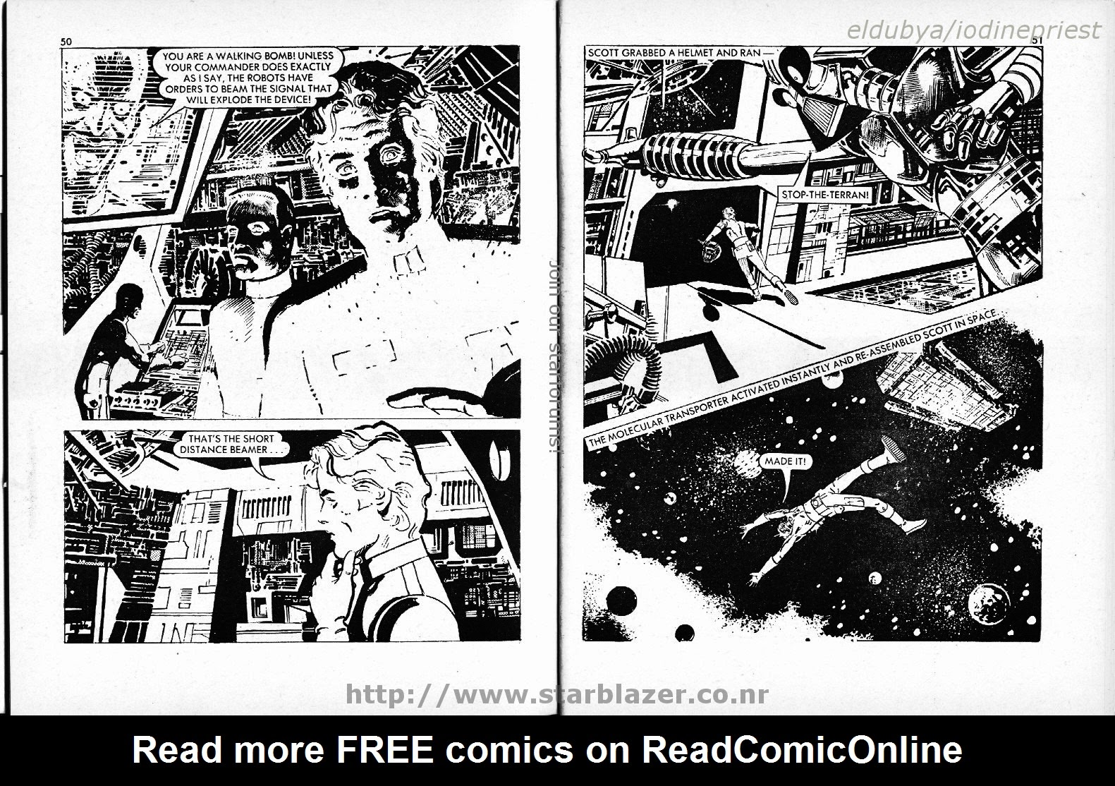 Starblazer issue 135 - Page 27
