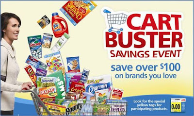 image for cart buster saving event