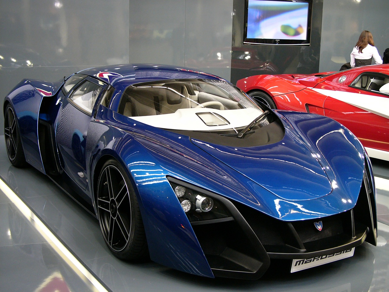 TRINITY LANDBANKS: Marussia B2