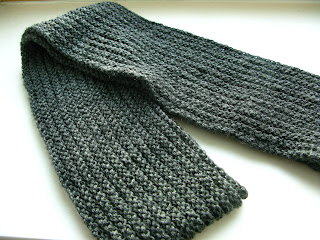 Ingram Scarf knitting pattern by Littletheorem