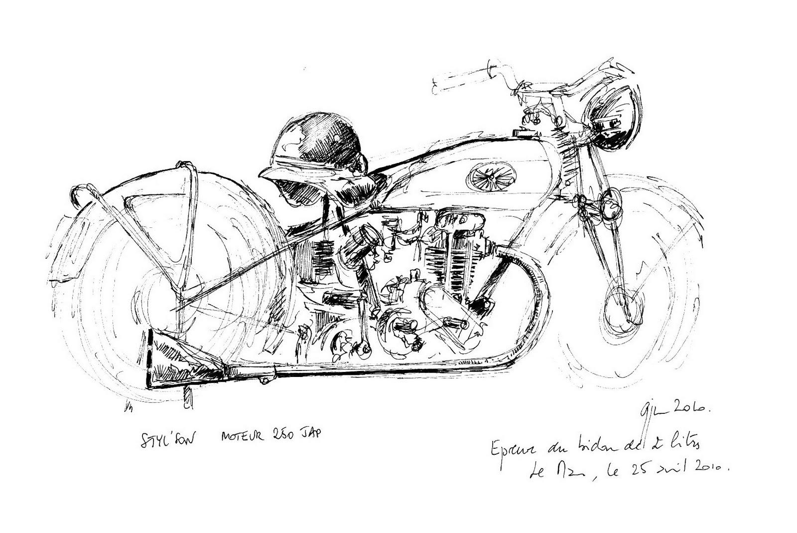 Best Motorcycle: JEAN-MARIE GUIVARC'H