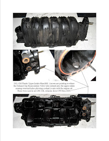 gm 3 8l plastic composite intake manifold