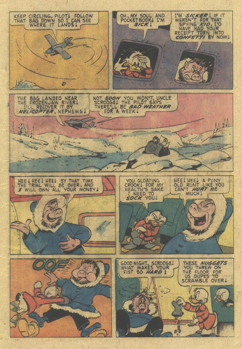 Read online Uncle Scrooge (1953) comic -  Issue #124 - 13