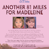 Another 81 Miles for Madeleine: Gerry McCann asks for further donations for a private company