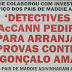 'Spanish detectives asked me to arrange for evidence against Gonçalo Amaral'