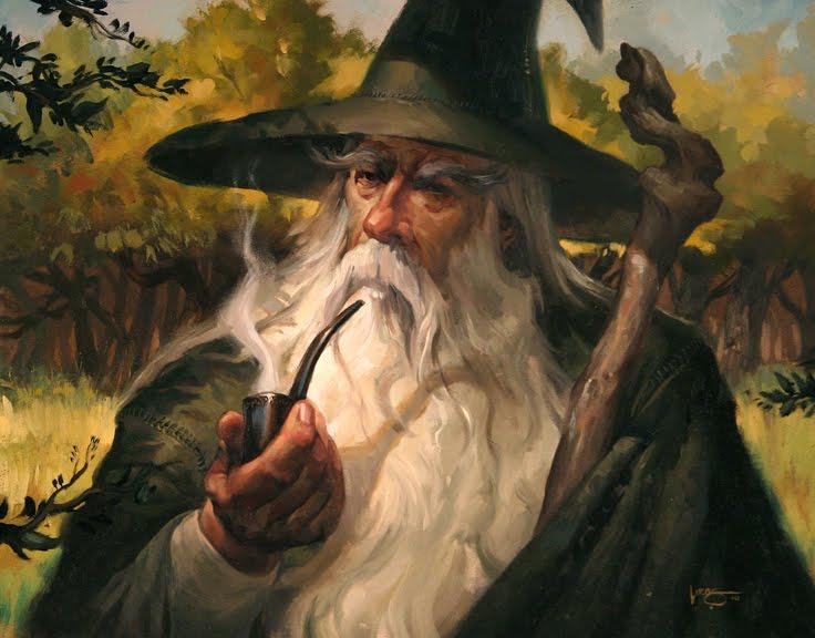 Gandalf , O Cinza