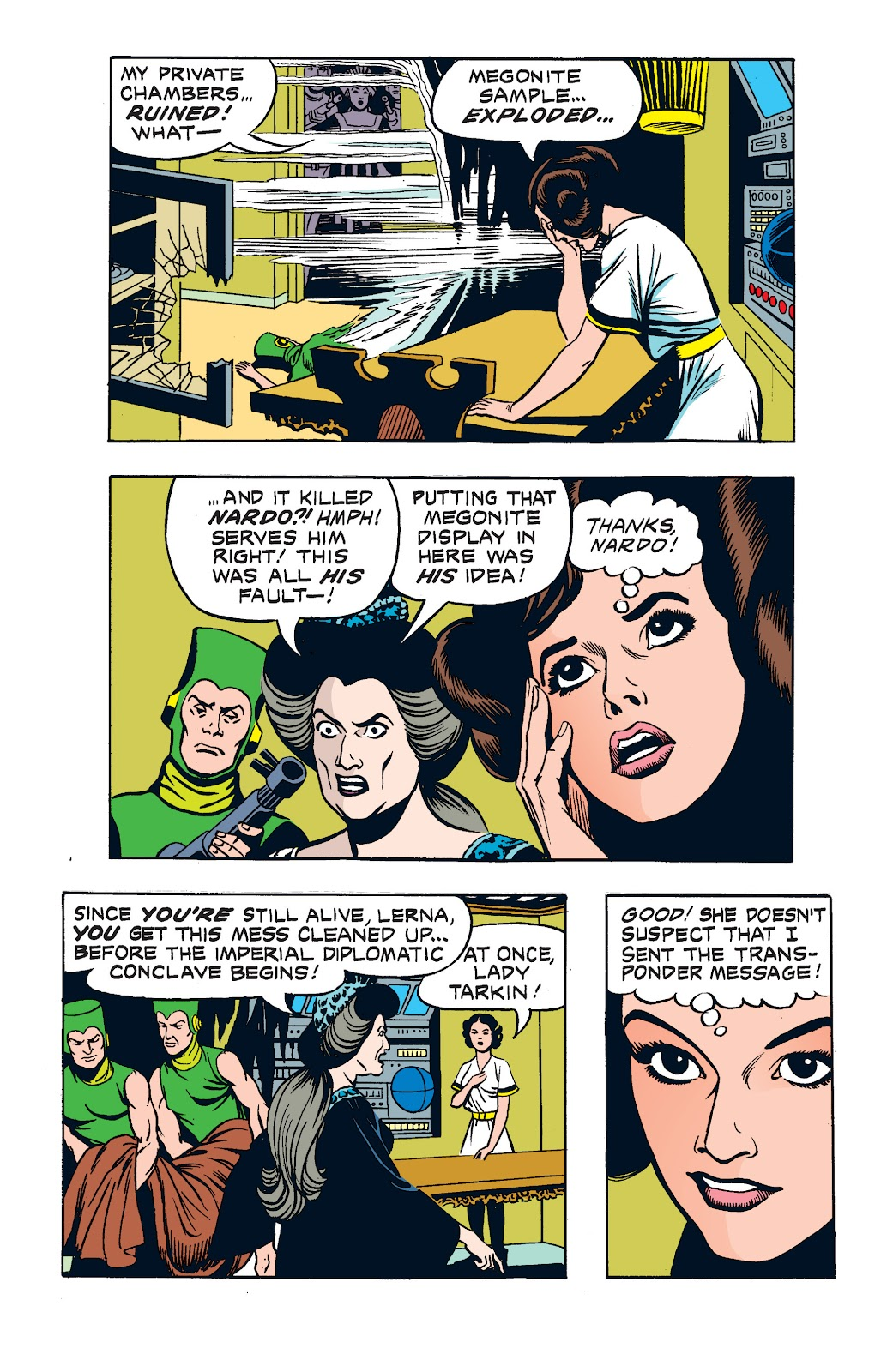 Read online Star Wars Legends: The Newspaper Strips - Epic Collection comic -  Issue # TPB (Part 2) - 62