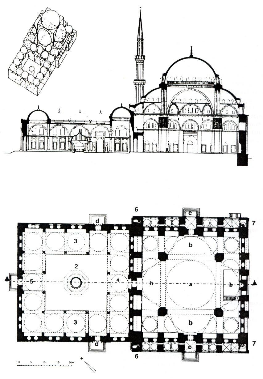 Puvi Imoet Cri Ciri Arsitektur Byzantium