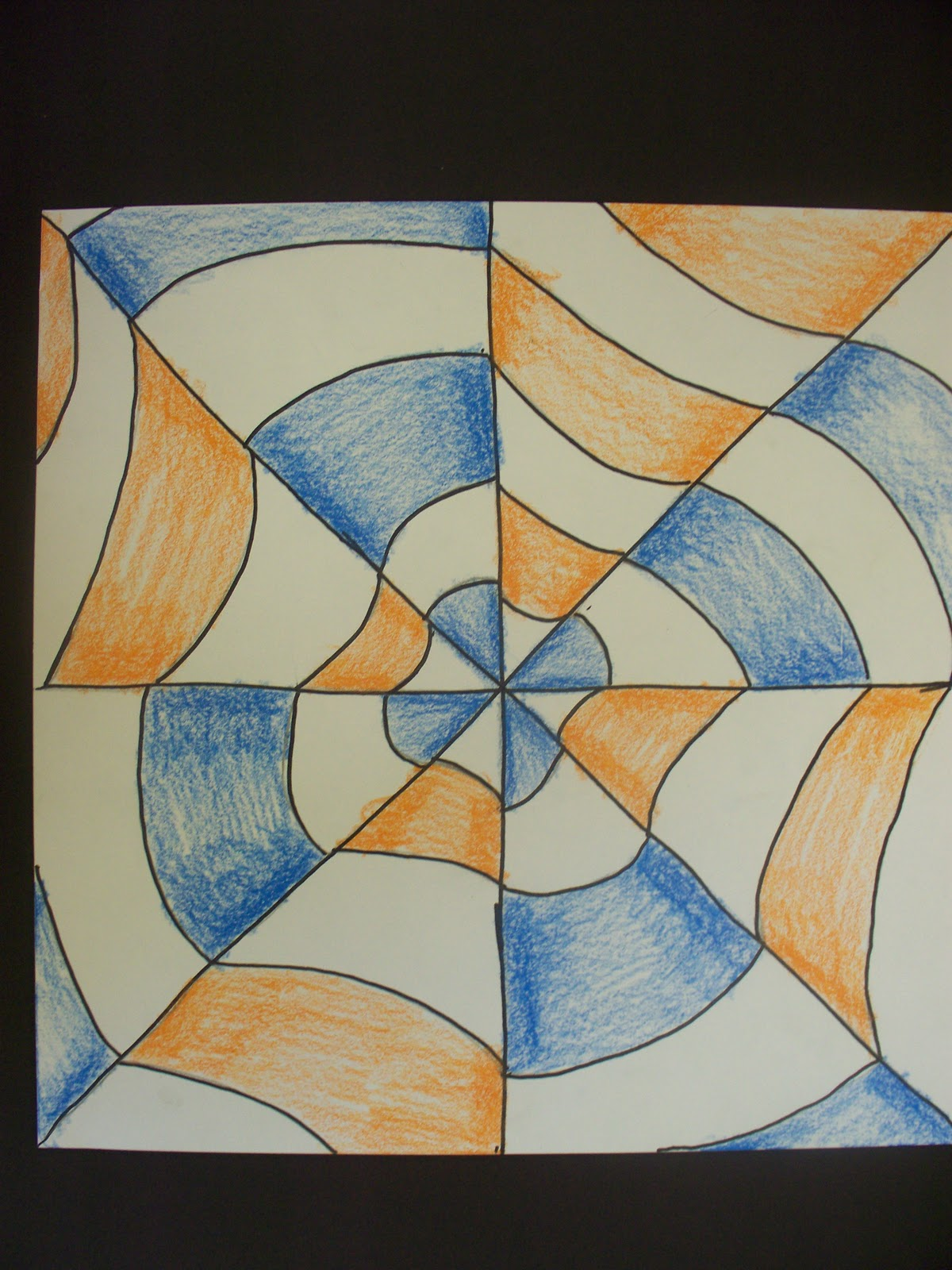 Creating Art: Optical Illusions