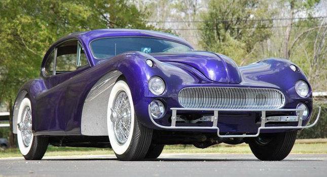 Carscoop New Cars Classics Cars Custom Made 1955 Jaguar Xk140 Mc