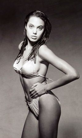 angelina jolie pictures youth