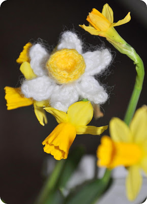 Grietjekarwietjeblogspotcom Gehaakte Narcis