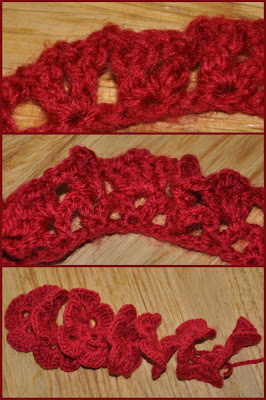 Grietjekarwietjeblogspotcom Haakpatroon Grote Roos Crochet