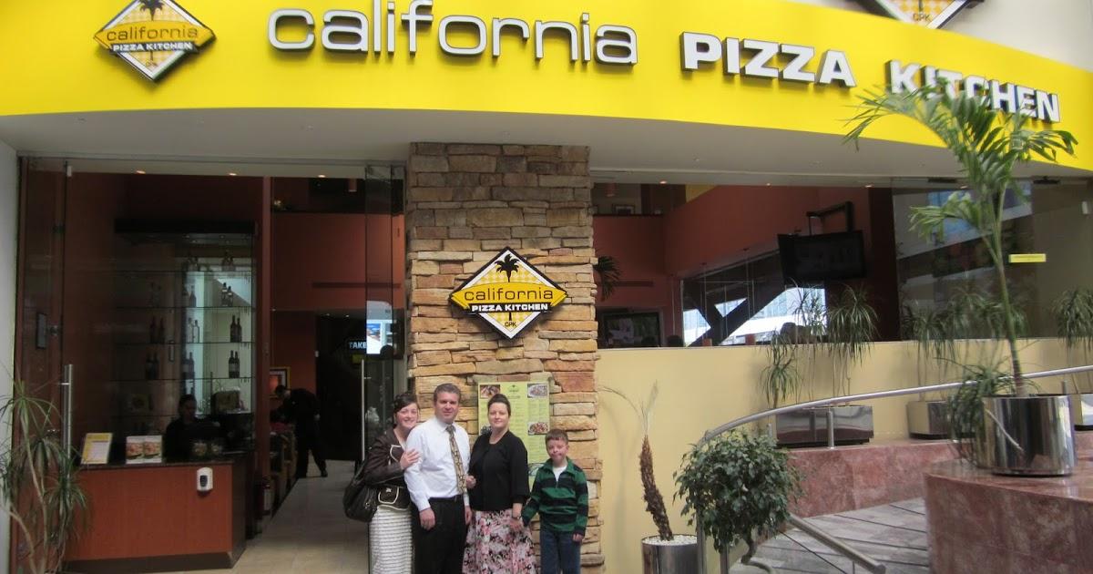California Pizza Kitchen Toluca