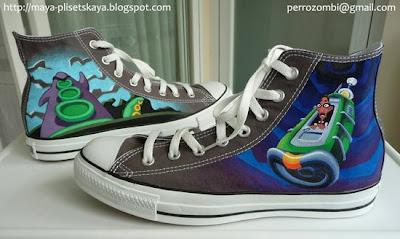 monkey island shoes