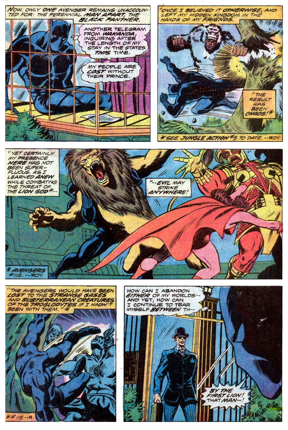 The Avengers (1963) 126 Page 5
