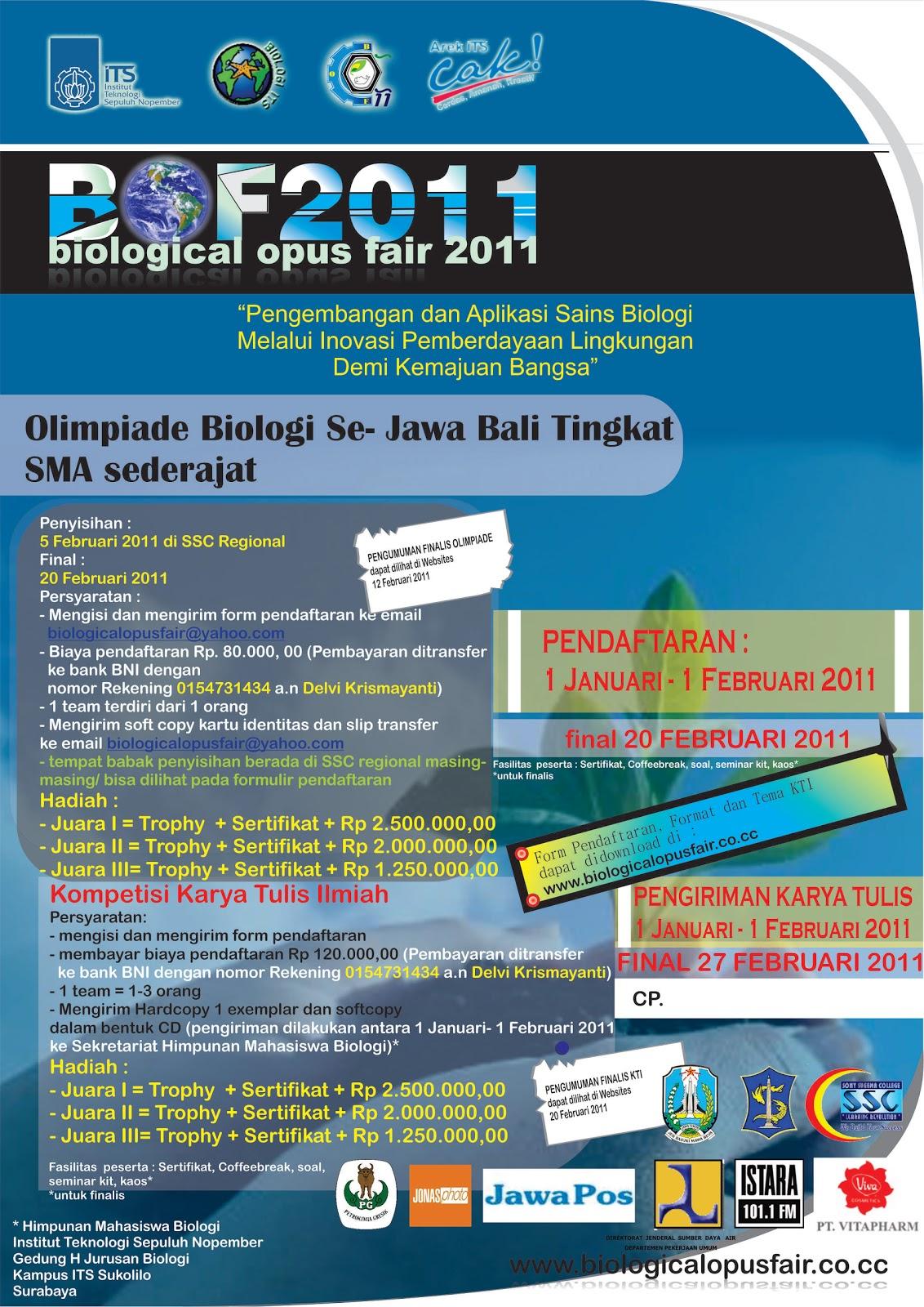 Contoh Karya Tulis Ilmiah Biologi Sma Abramgaskins1 S Blog