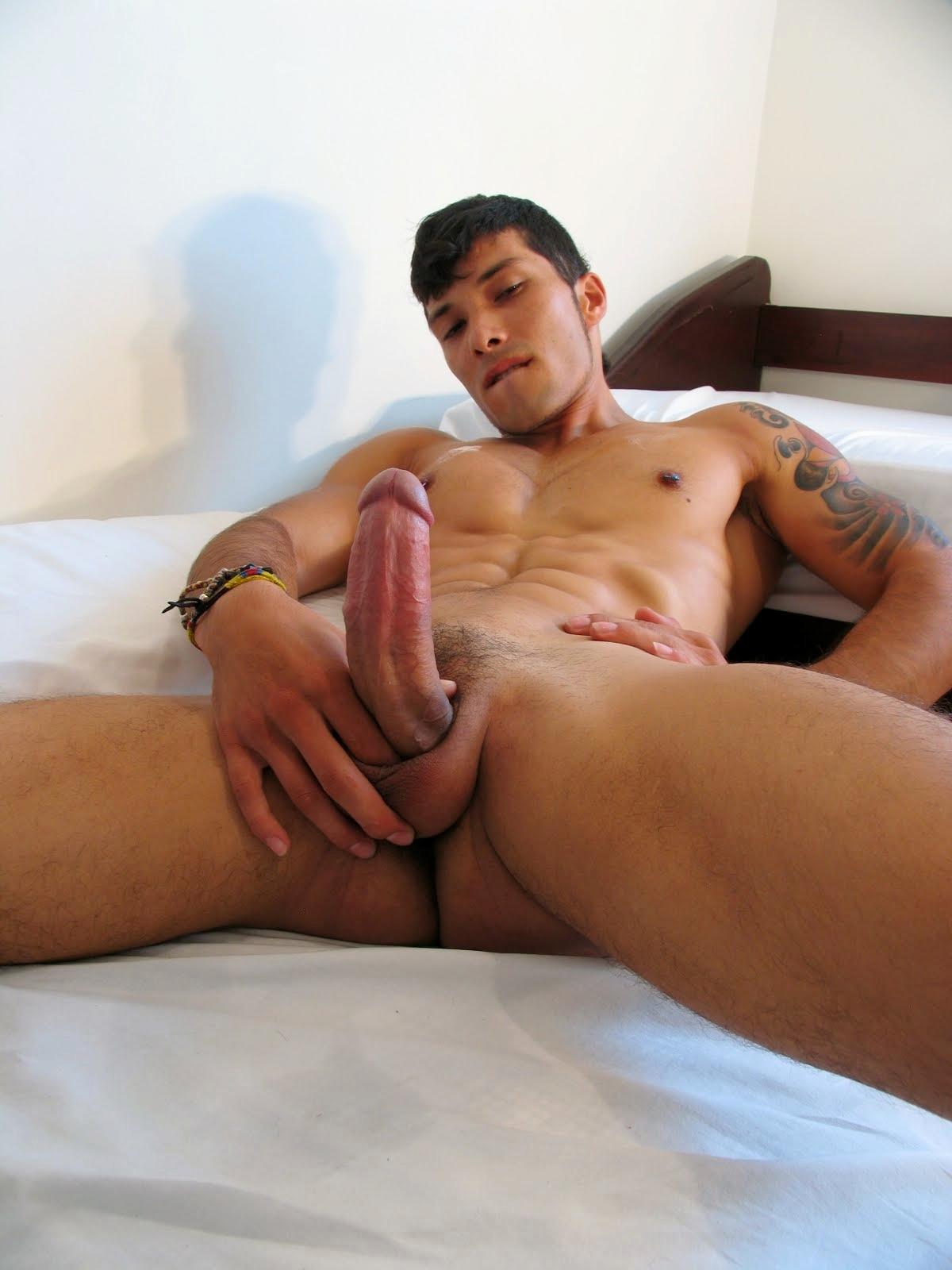 Latino gay male porn