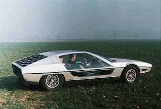 Tamerlane S Thoughts Origin Of Lamborghini Espada
