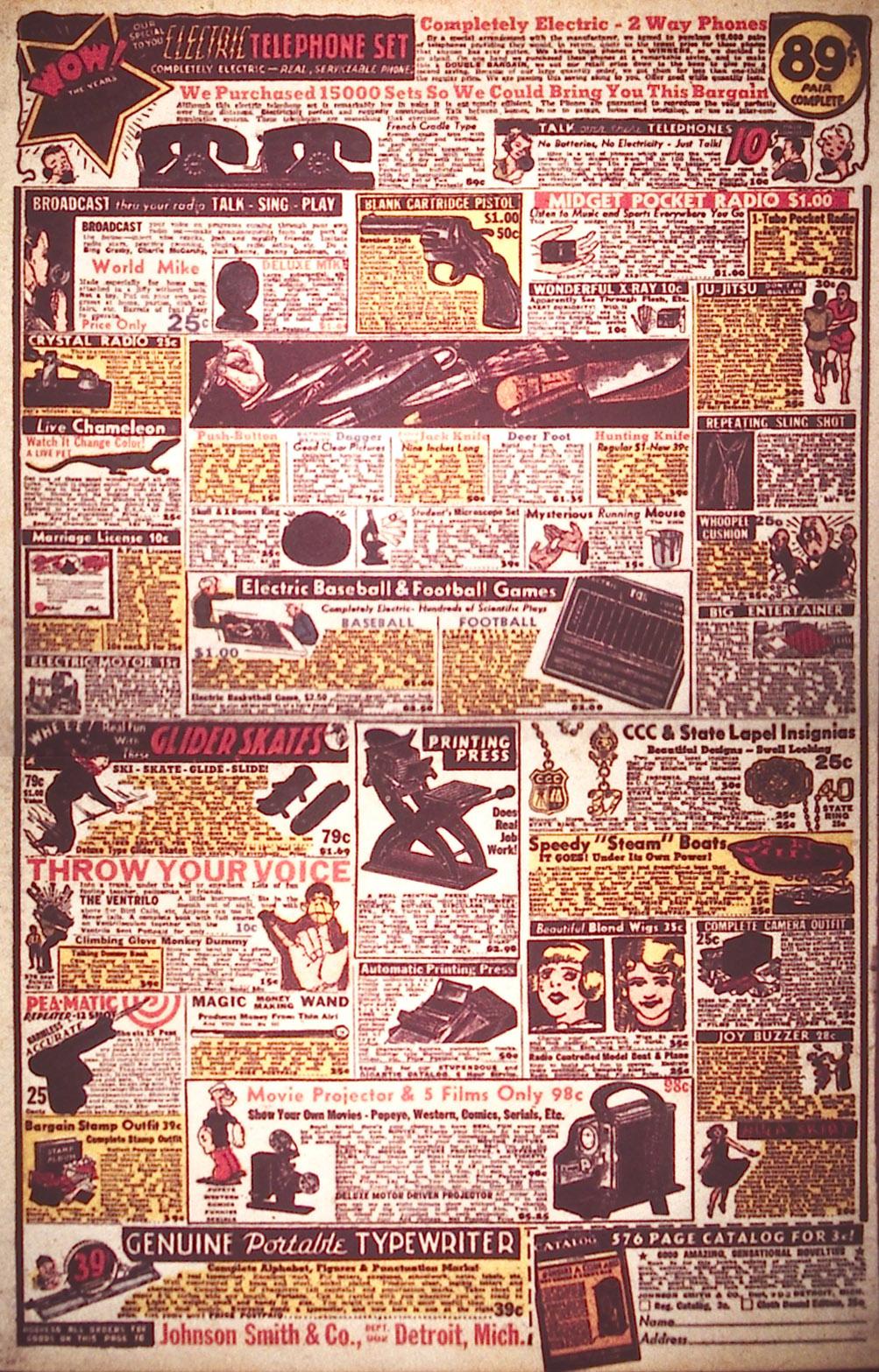 Read online Detective Comics (1937) comic -  Issue #25 - 68