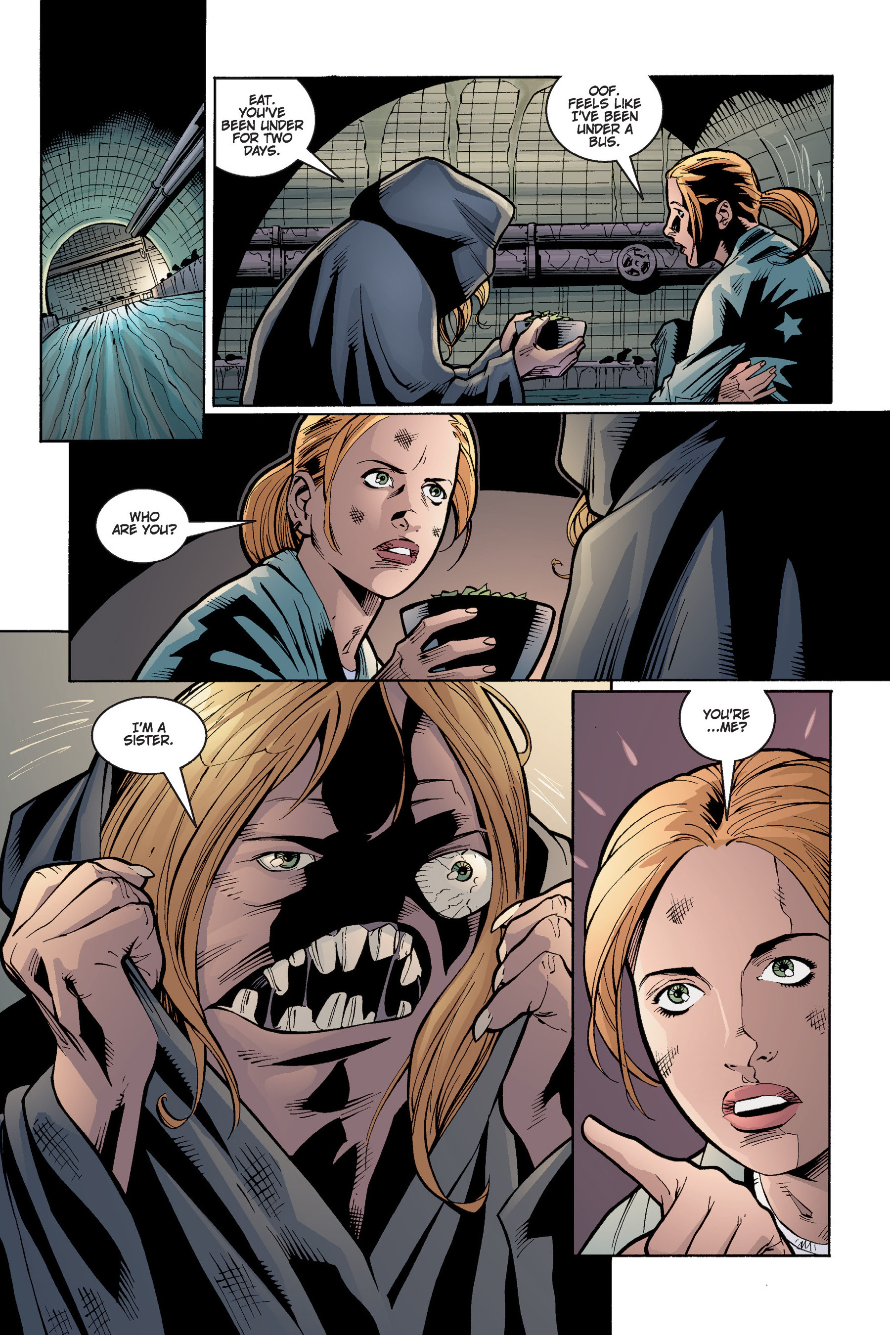 Read online Buffy the Vampire Slayer: Omnibus comic -  Issue # TPB 4 - 183