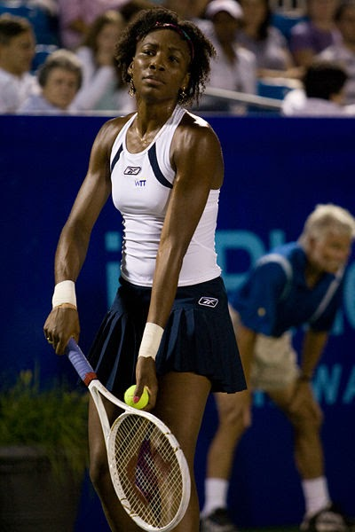 Venus Williams hot photo gallery   Hot Female Tennis Players