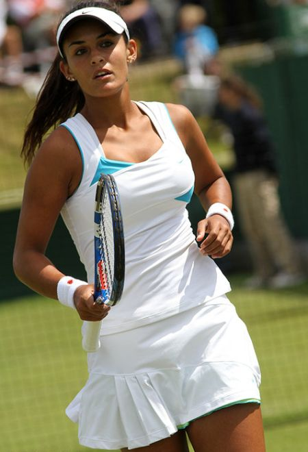 Heidi El Tabakh Hot Photo Gallery  Hot Female Tennis Players-1654