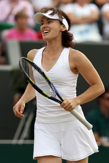 Anna Kournikova And Martina Hingis - The Hottest Tennis -9407