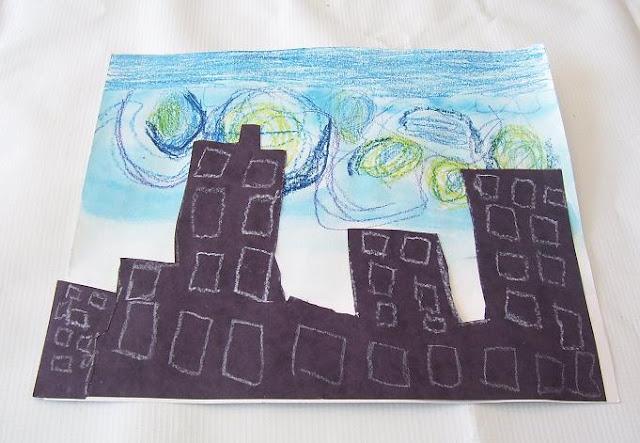 Van Gogh for Kids: Starry Night