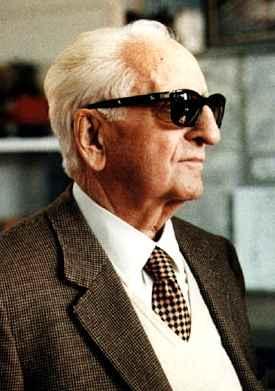 Biography Of Enzo Ferrari