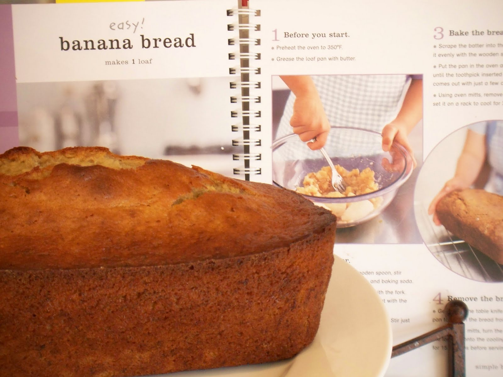 Day 231  Banana Bread By B