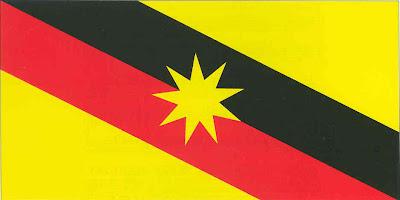 Jalur Gemilang: Bendera Sarawak