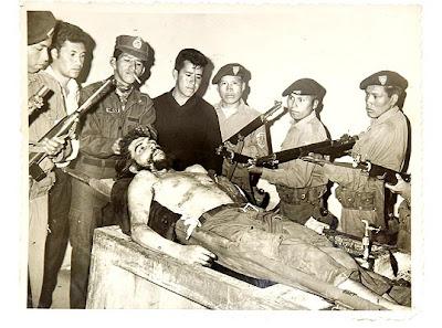45 anos da morte de 'Che Guevara'