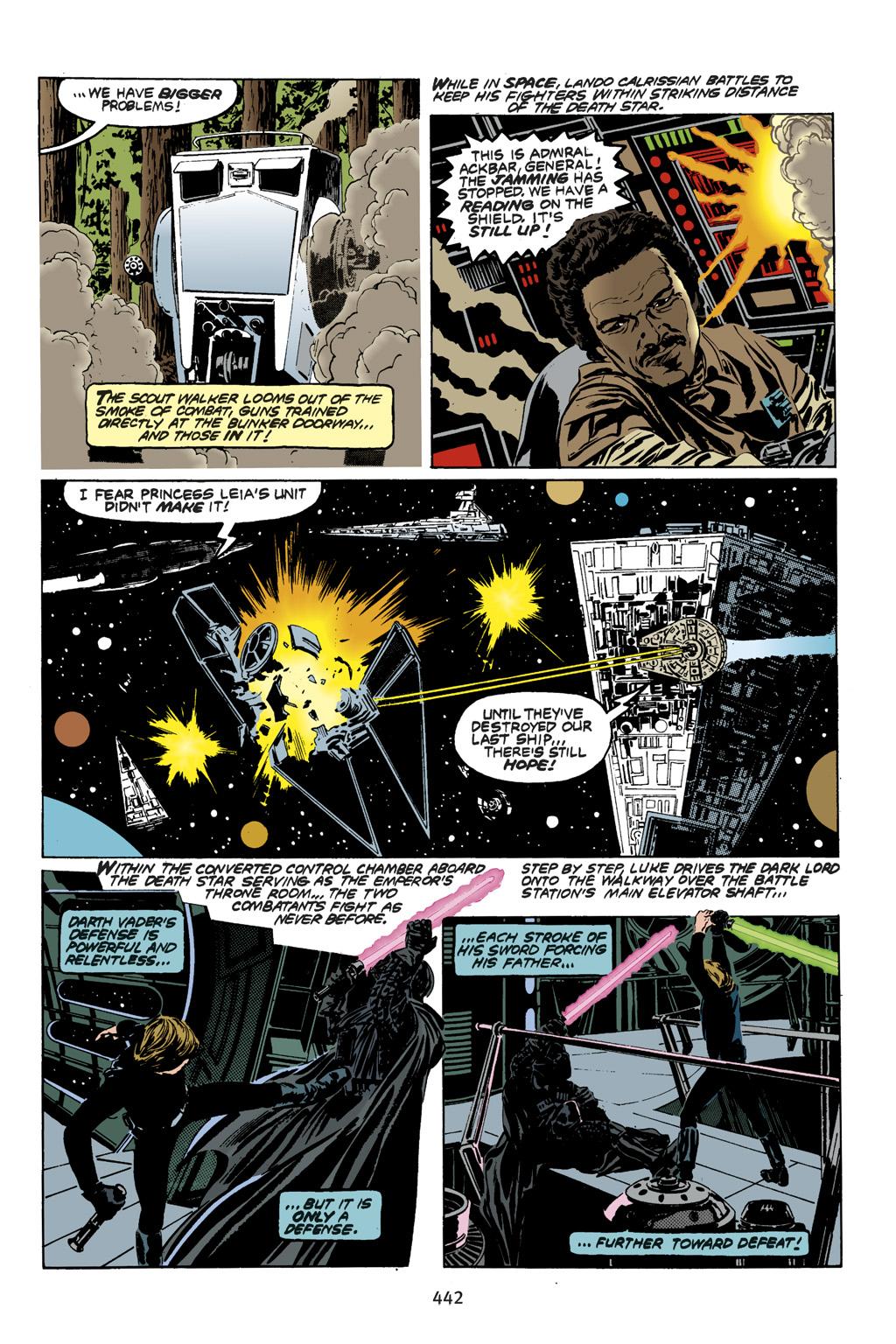Read online Star Wars Omnibus comic -  Issue # Vol. 18.5 - 159