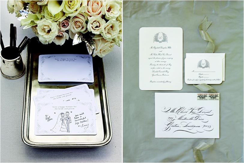 Martha Stewart Wedding Invitation: Sneak Peek! Martha Stewart Weddings Destination Issue {And Liz + Colin's Wedding}!