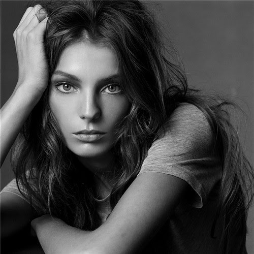 Tbt 2009 Daria Werbowy Dotwilllow In Ralph Lauren: Modelling Agencies: MODEL PROFILES: DARIA WERBOWY