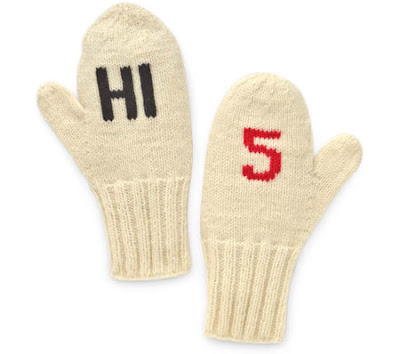Models Direct: High Five Gloves