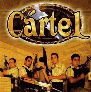 Grupo Cartel - La Cumbia De La Segunda (2008) (Disco Oficial)