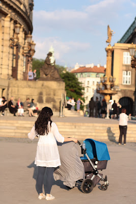 Prague - Sunny afternoon