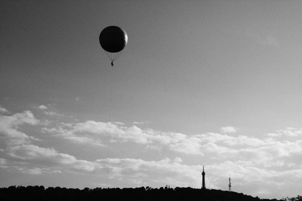 Prague - Balloon