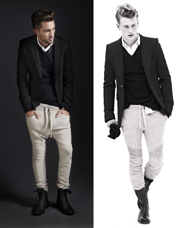what 39 s he wearing zara man v balmain homme fall winter 2010. Black Bedroom Furniture Sets. Home Design Ideas