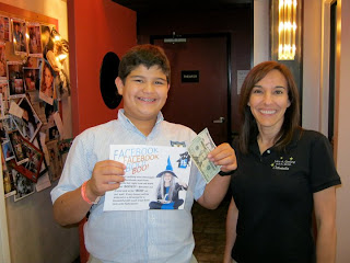 Boy Patient John A Gerling DDS in McAllen TX