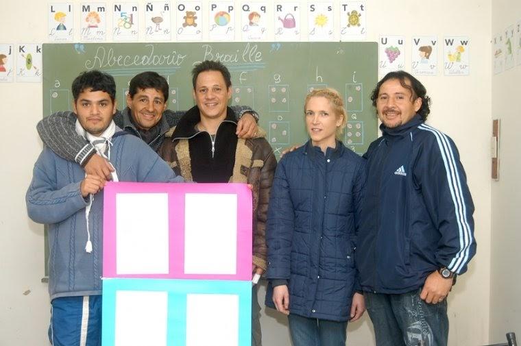 Resultado de imagen para Presos bonaerenses generan libros infantiles en braille