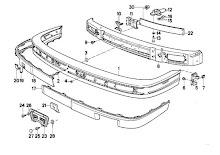 5 Lug E30 OBDI M52: E36 M3 suspension
