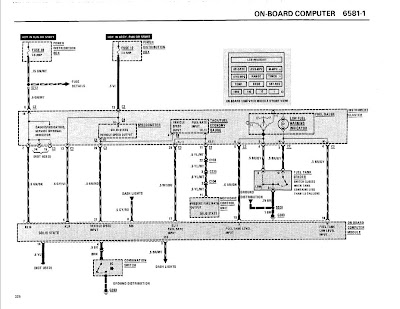 5 lug e30 obdi m52: small changes - mods bmw e30 obc wiring diagram e30 obc wiring