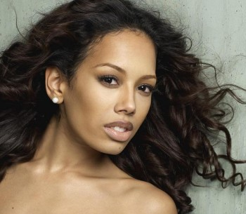 Jade Ewen (1988): English singer