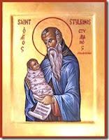 Αποτέλεσμα εικόνας για αγιος Στυλιανος