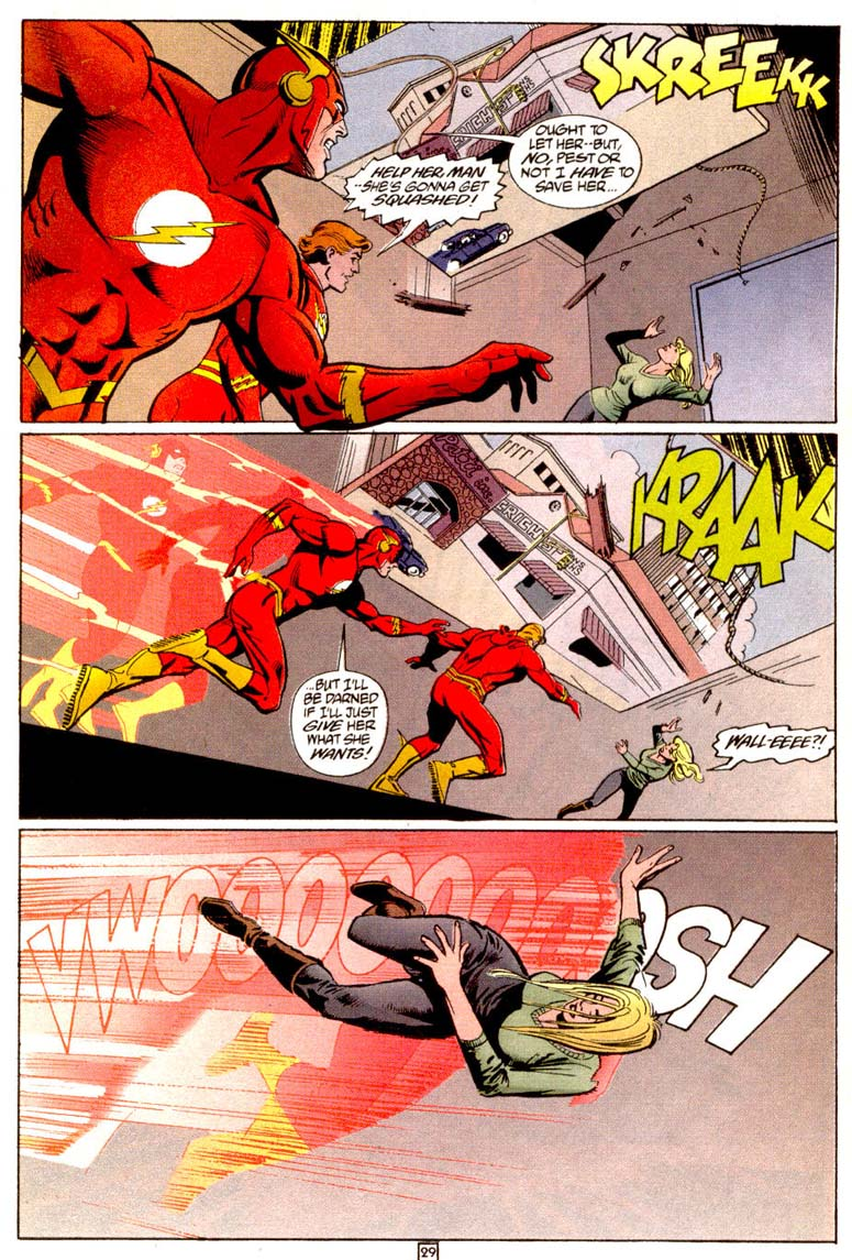Read online The Flash (1987) comic -  Issue # _Annual 10 - 30