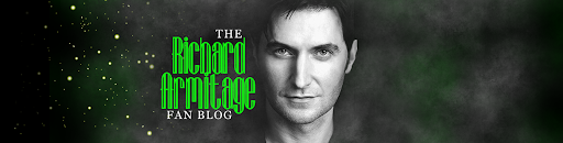 Richard Armitage Fan Blog