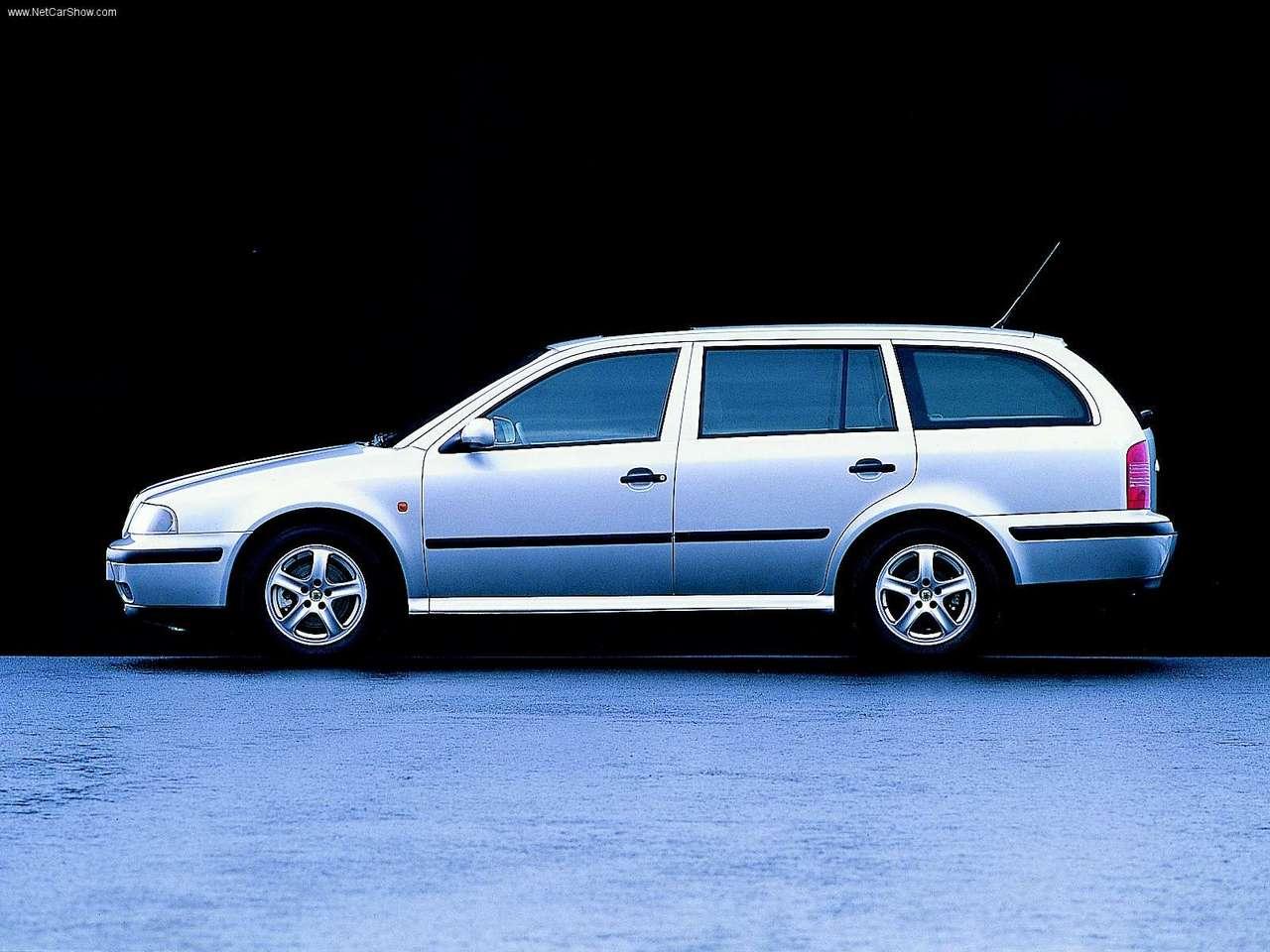 1999 skoda octavia combi skoda cars. Black Bedroom Furniture Sets. Home Design Ideas